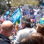 Lasso: A Quito lo defendemos y no permitiremos otro octubre